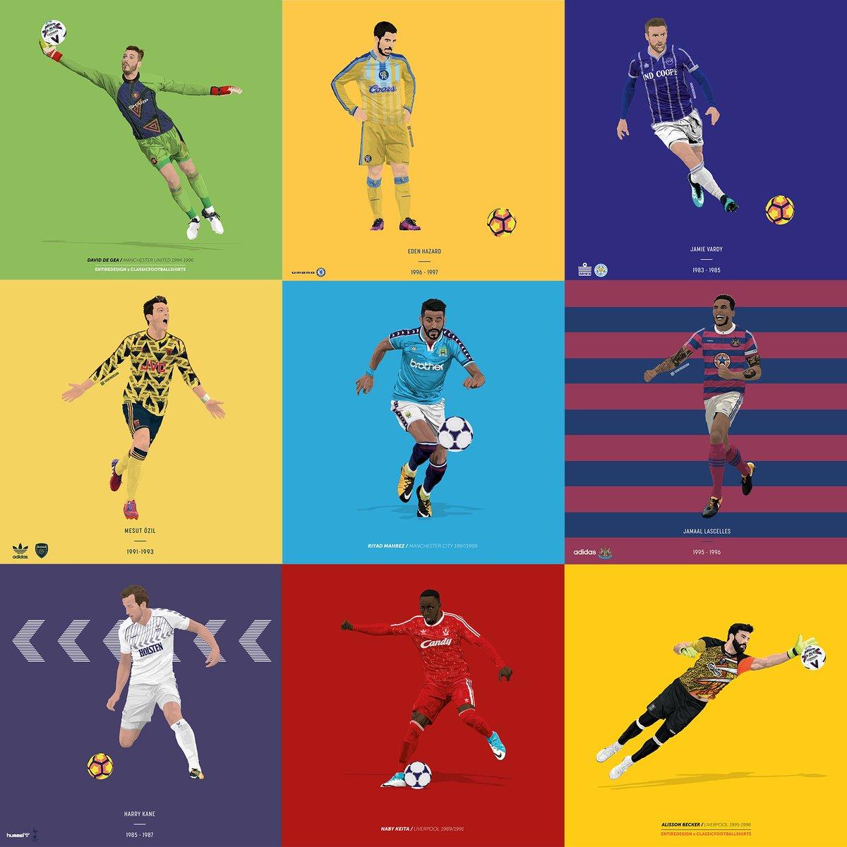 c9712dbbd Classic Football Shirts on Twitter: