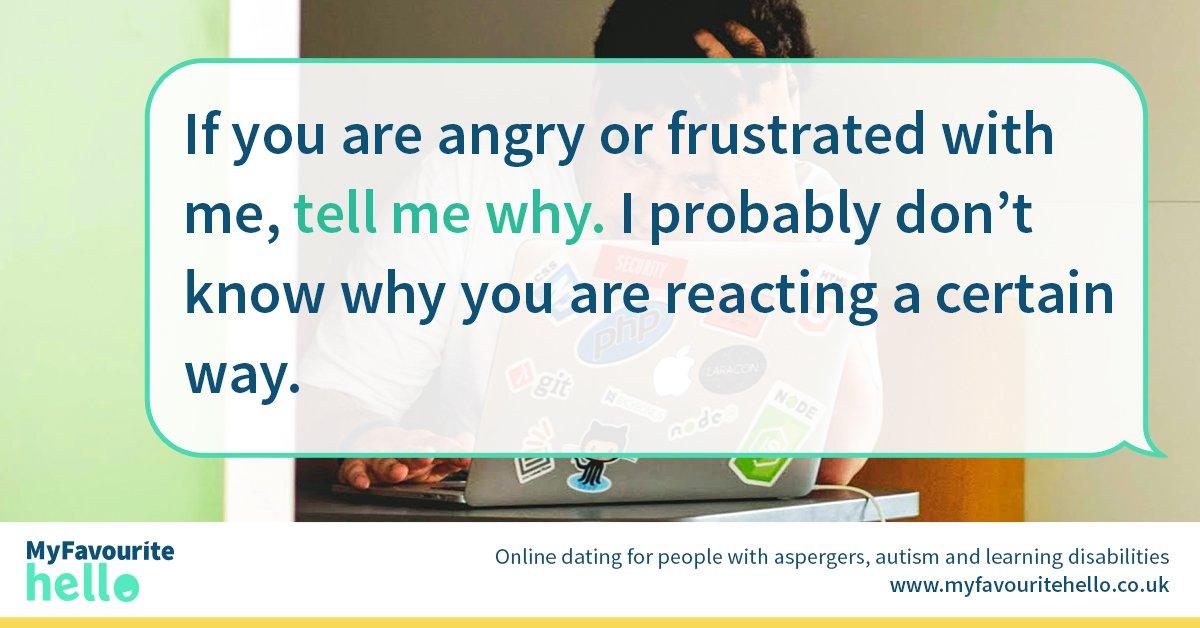 Aspergers online dating
