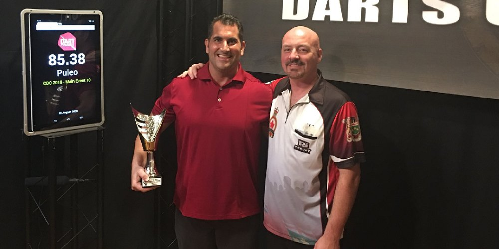 QUALIFIED | Congratulations to Chuck Puleo & Jim Long, the latest @WilliamHill World Darts Championship international qualifiers as top US & Canadian qualifiers from @champdarts circuit.  ▶️Read: https://www.pdc.tv/news/2018/08/28/puleo-long-seal-world-championship-debuts …