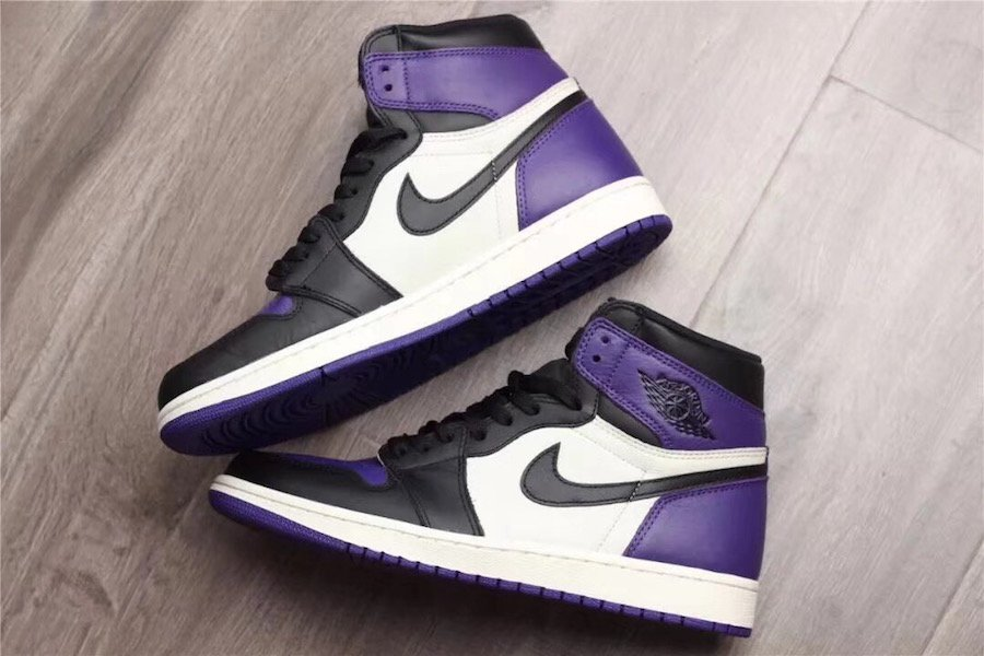 128e9c7cd90 Air Jordan 1 Retro High OG Court Purple | Page 4 | NikeTalk