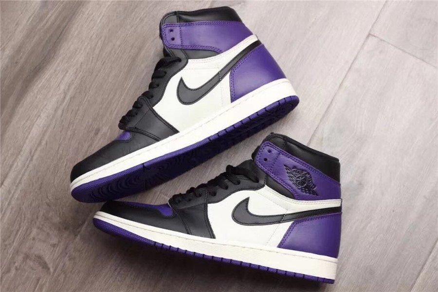 new product 955cd 5c6a9 Air Jordan 1 Retro High OG Court Purple   Page 4   NikeTalk
