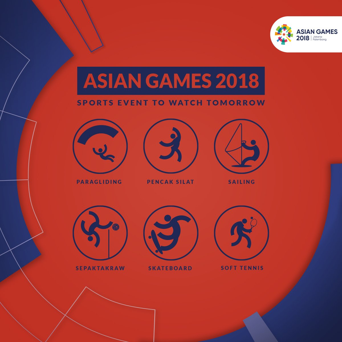 Dls8NpjUYAAVNSo - Asian Games 2018 Events List