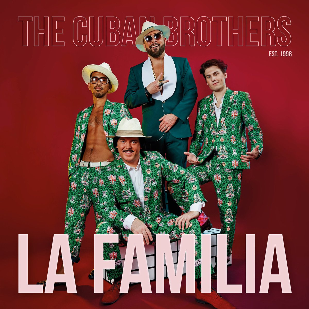 The new album by The @cubanbrothers is OUT NOW on our sister label @SundayBestRecs and it is amazing! Get your copy now: https://t.co/1TfE3oqe2P https://t.co/7I9jw9YTV7