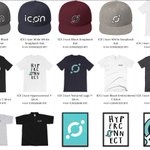🥳 Hurrah! We just finished putting together our next collection... dedicated to @helloiconworld $ICX #ICX #ICON You have a little look right here - https://t.co/DoZfzY8hif