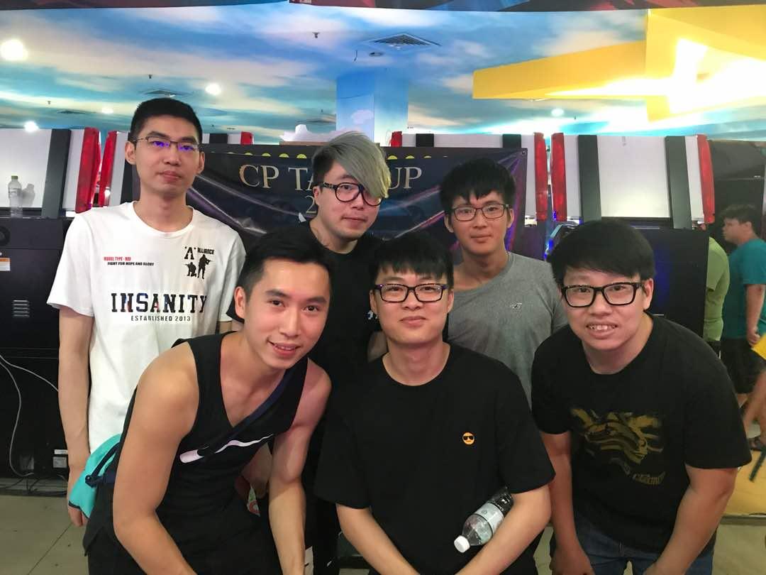 HKG Team R@ (one of the legend team) .... Nice to meet u guys...