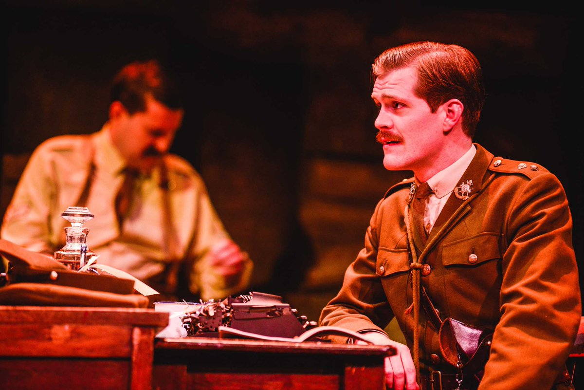 Break a leg @georgekemp on your opening night of the UK and West End tour of @WipersTimesPlay tonight at the Nottingham Theatre Royal! Book your tickets now: https://t.co/O5yPT5Roiz