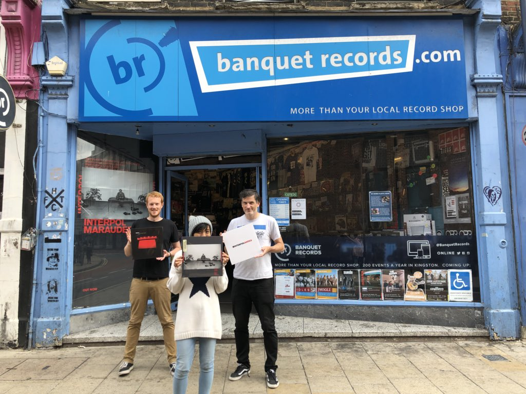 on banquet records