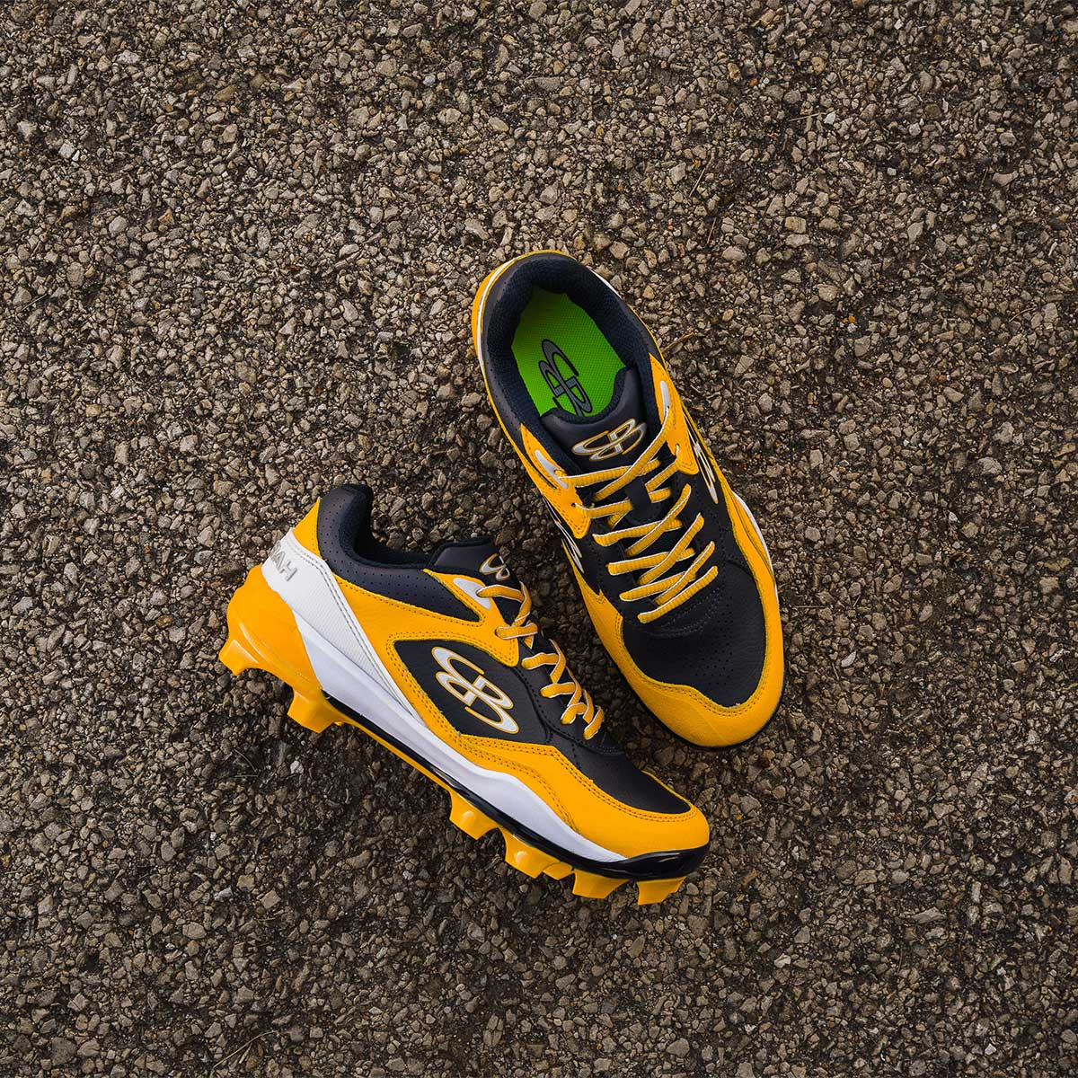 a9281a9dcaf The Endura comes in turfs, molded & metal cleats, and pitcher's toe cleats.  http://bit.ly/2N2hD03 #Boombah #Endura #Fastpitch #Softball  #FastpitchCleats ...