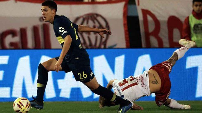 Dortmund Daratkan Punggawa Tim nasional U-20 Argentina