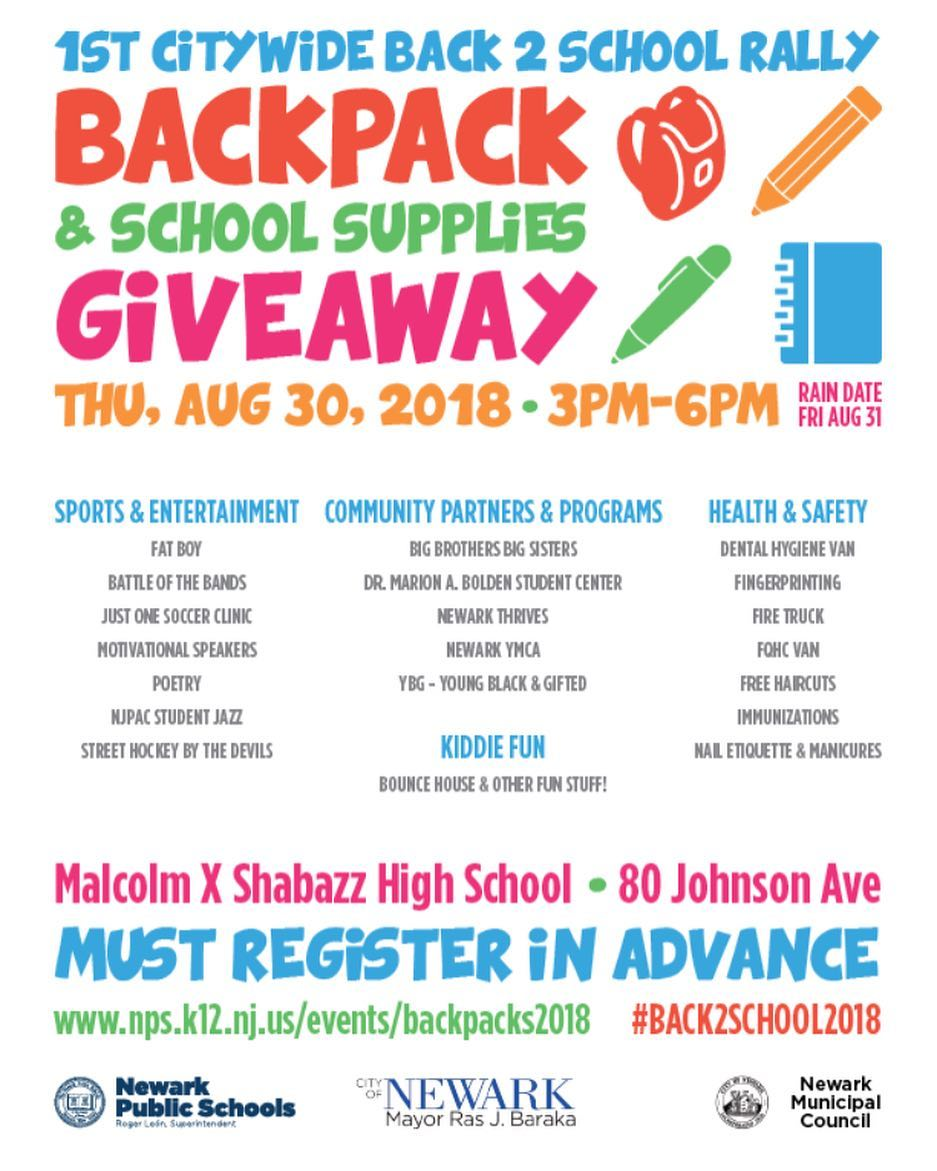 Backpack giveaways in indianapolis in