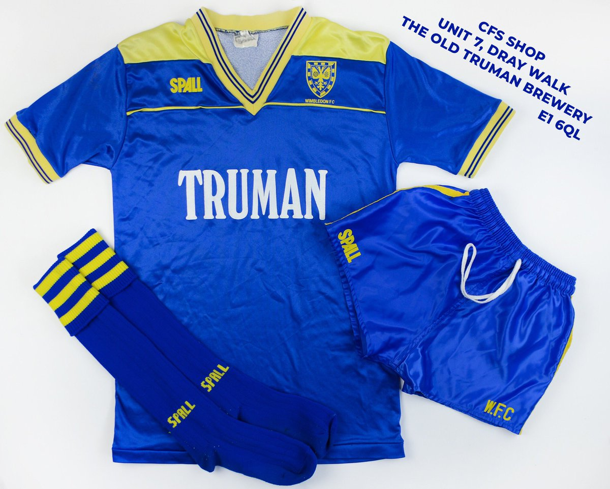 0343b7cea03 ... Classic Football Shirts LDN on Twitter Check out this Wimbledon