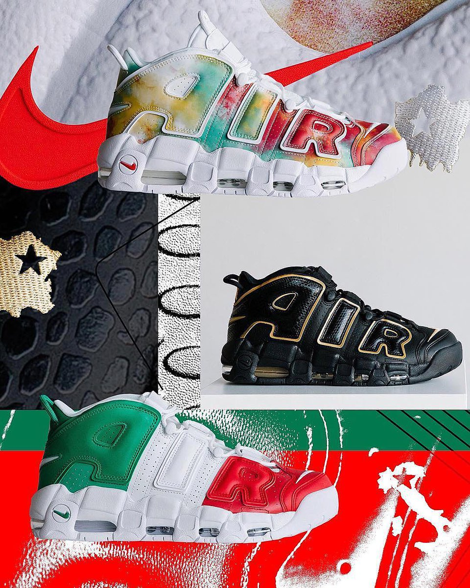 6f594a4d66 ... in Europe, the Nike Air More Uptempo