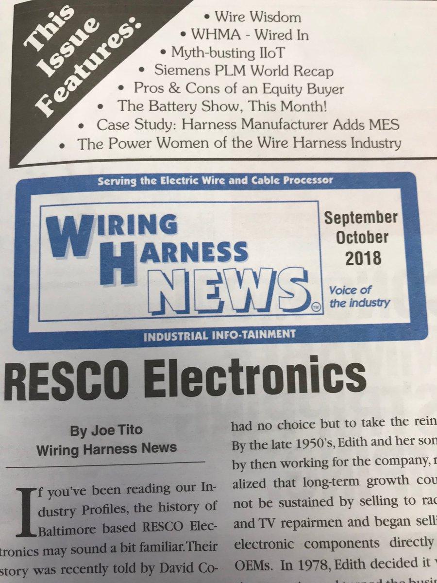 wiring harness news wiringnews twitter rh twitter com wiring harness news magazine