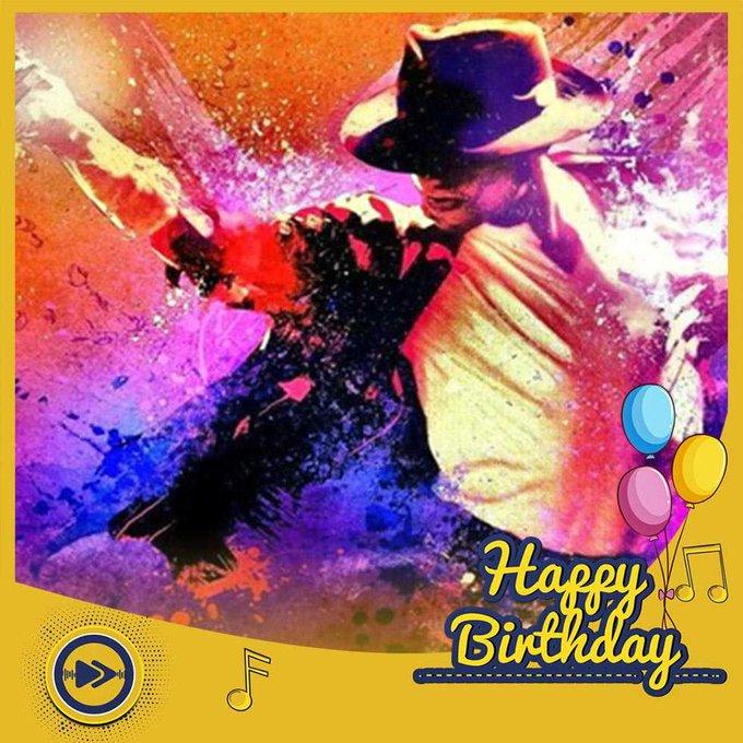 Happy birthday to the king of pop music, Michael Jackson!
