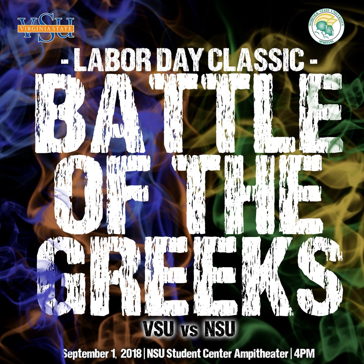 Nsu Student Center Ampitheater For The Labor Day Clic Battle Of Greeks Stroll Off On Saay September 1st At 4pm We Hope You Re Ready