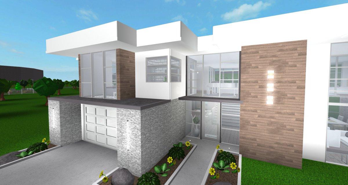 Ayzlo Modern Family House Bloxburg - Get Roblox Today.com