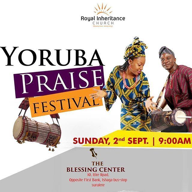 yorubagospelmusic hashtag on Twitter