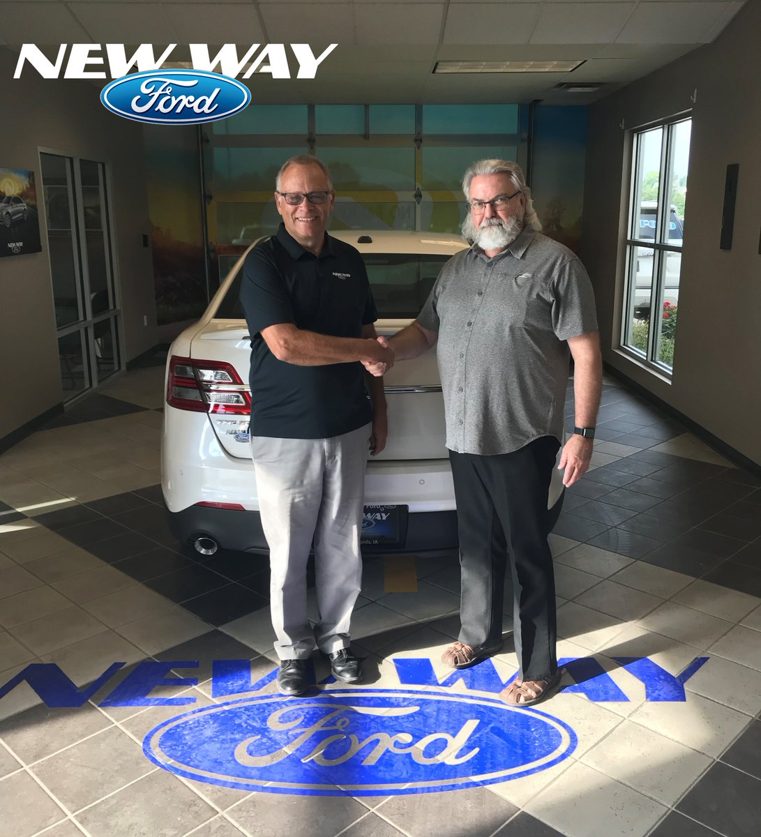 New Way Ford >> New Way Ford Newwayford Twitter