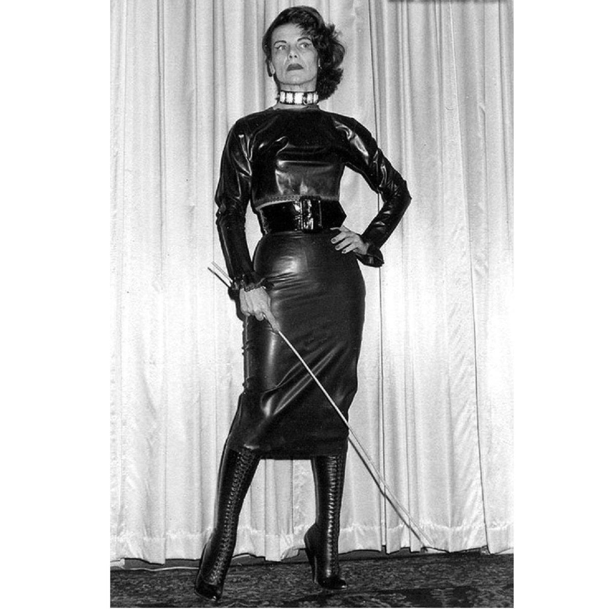 Vintage Workshop With Mistress Chrissy