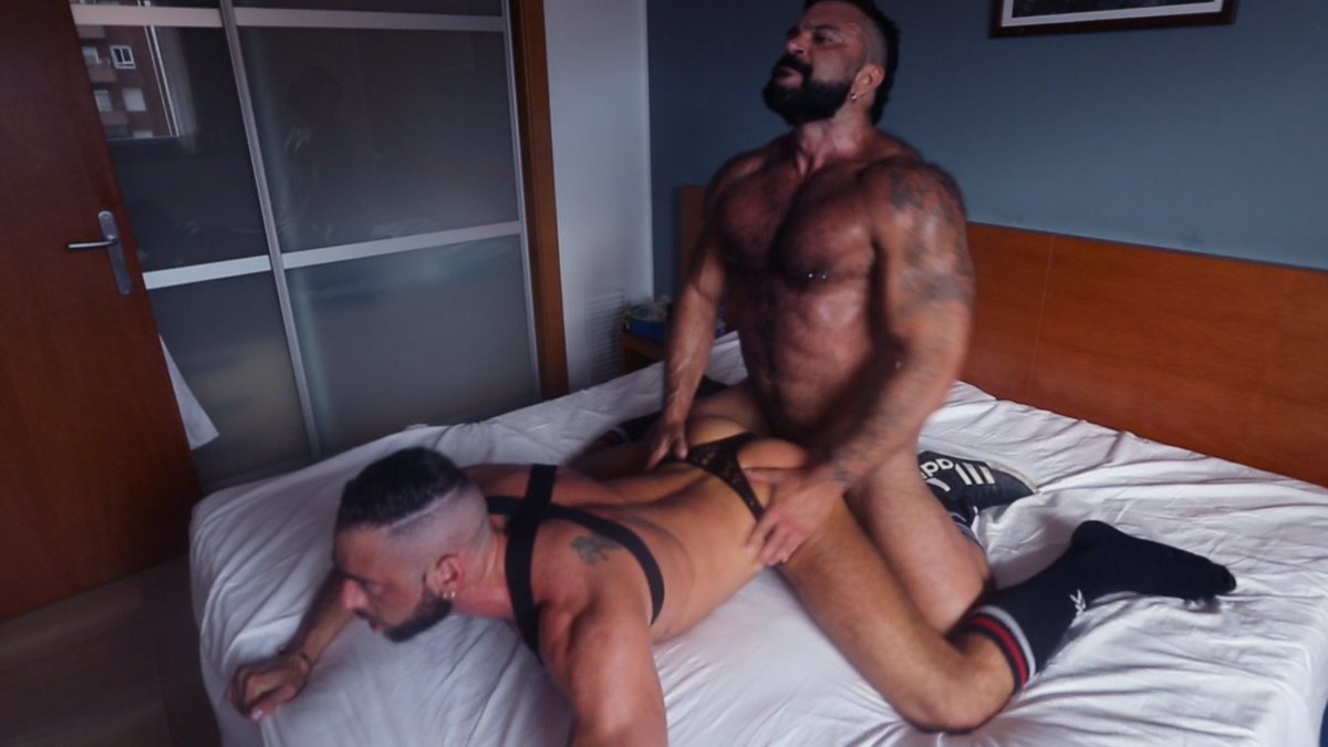 Rogan Richards follando