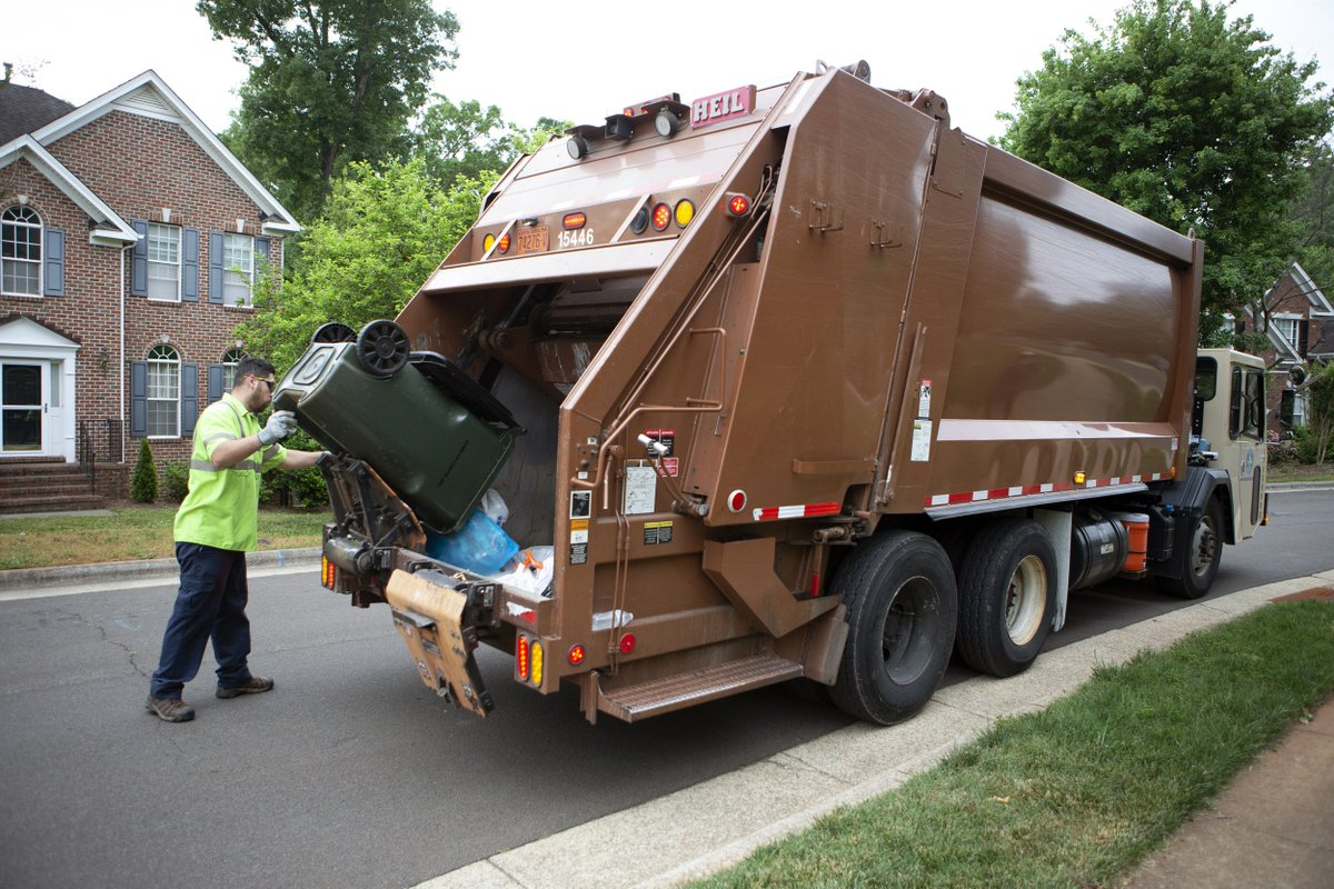 Town Of Chapel Hill On Twitter Taking Out The Trash Remember That