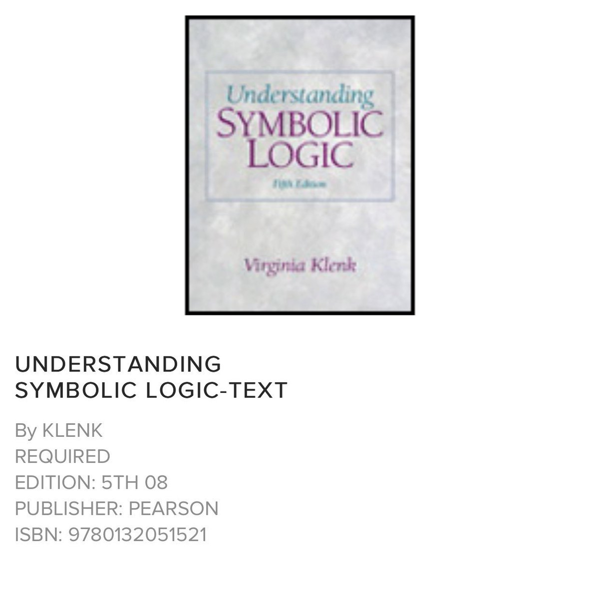 Ally On Twitter Sos Does Anyone Have This Phil 240 Book