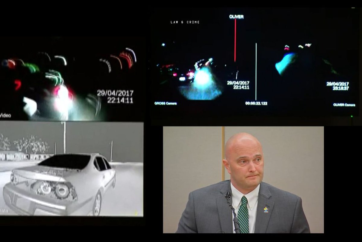 Roy Oliver was found guilty of murder in the police shooting of Jordan Edwards.   Police officers are almost never convicted of murder.   Body cameras may have made the difference in this case.   #JordanEdwards #RoyOliver  https://t.co/pQvdyAKNDx