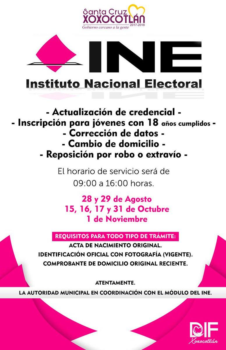 Municipio De Xoxocotlán Twitterren El Día De Mañana Se