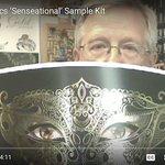 Image for the Tweet beginning: #Bennett_Graphics 'Sensealtional' Sample Kit video: