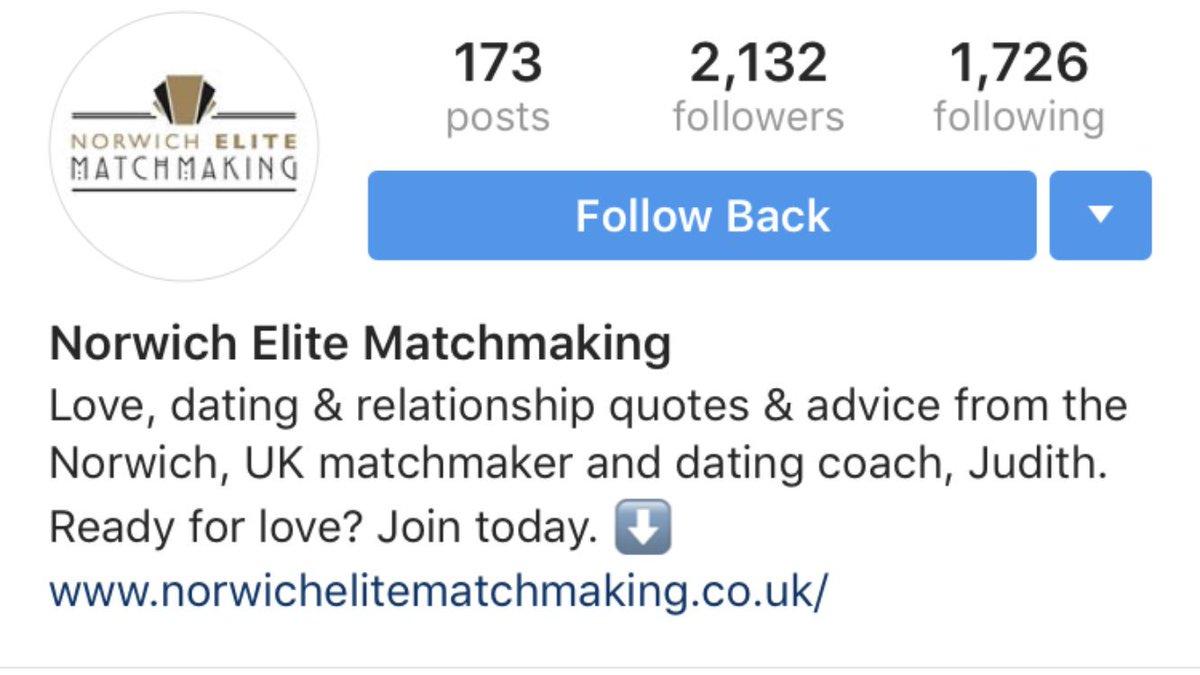 Elita matchmaking norwich