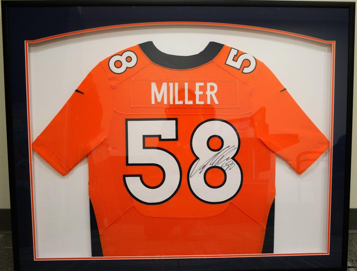 best loved b946b 711e0 Broncos Off Field on Twitter: