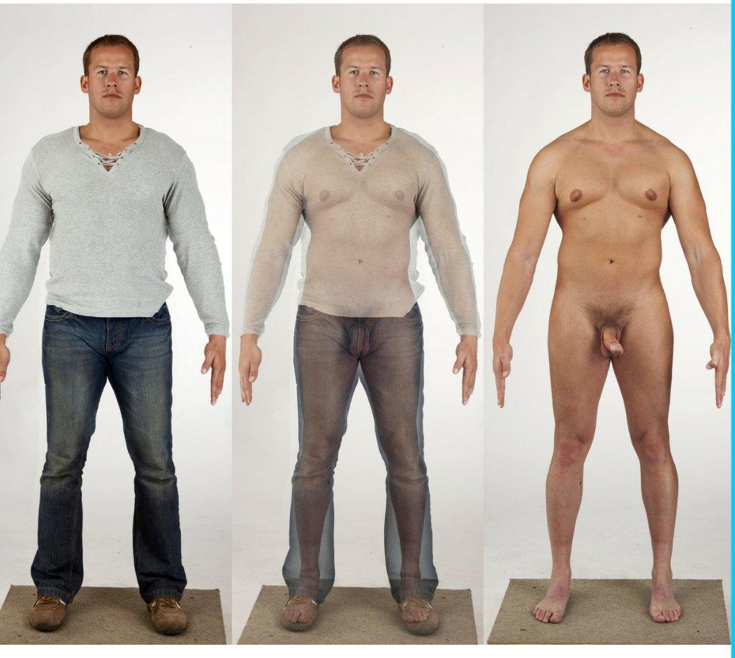 Nudist naturist naked nude not
