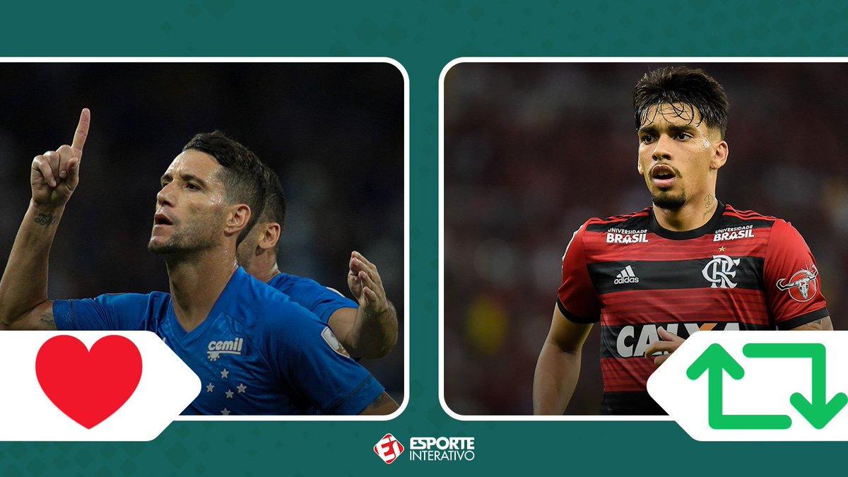 Quem é o melhor, torcedor?  Hoje é dia de duelo brasileiro na Libertadores!