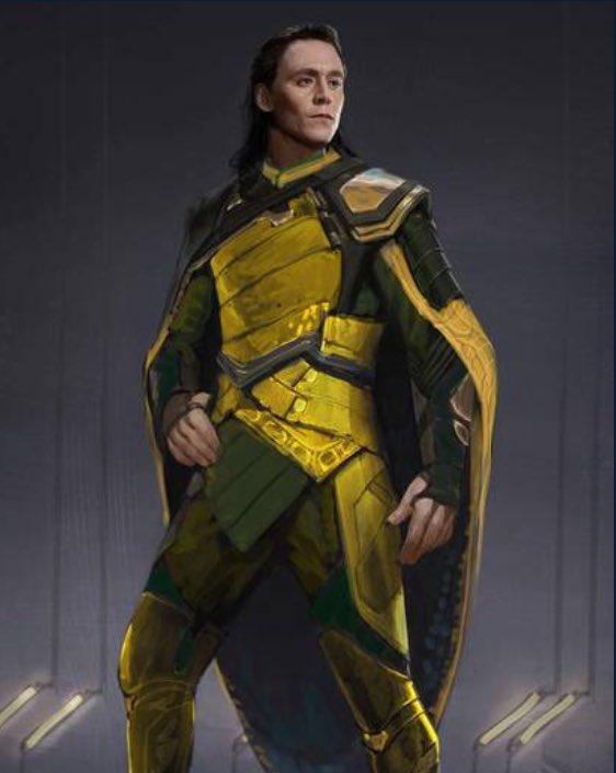 Best Of Loki On Twitter Loki In Thor Ragnarok Concept Art Cevan S Voice Wow