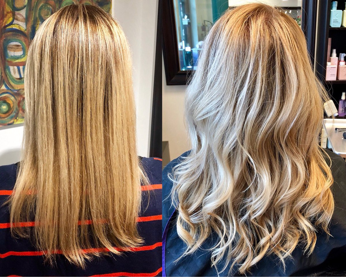 Tape in extensions vancouver