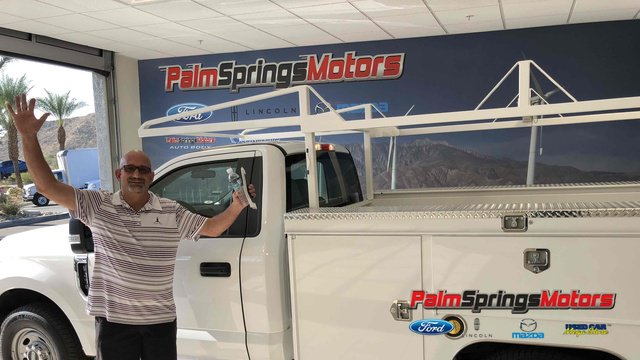 Palm Springs Motors >> Palm Springs Motors On Twitter Congrats To This Happy