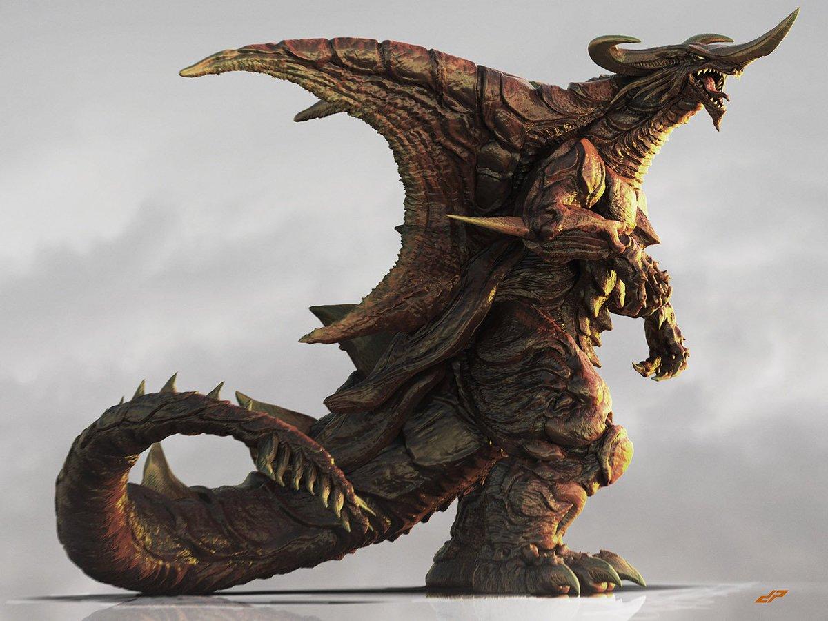 Bagan [Godzilla] [♫] DluovfDU4AAMDmF