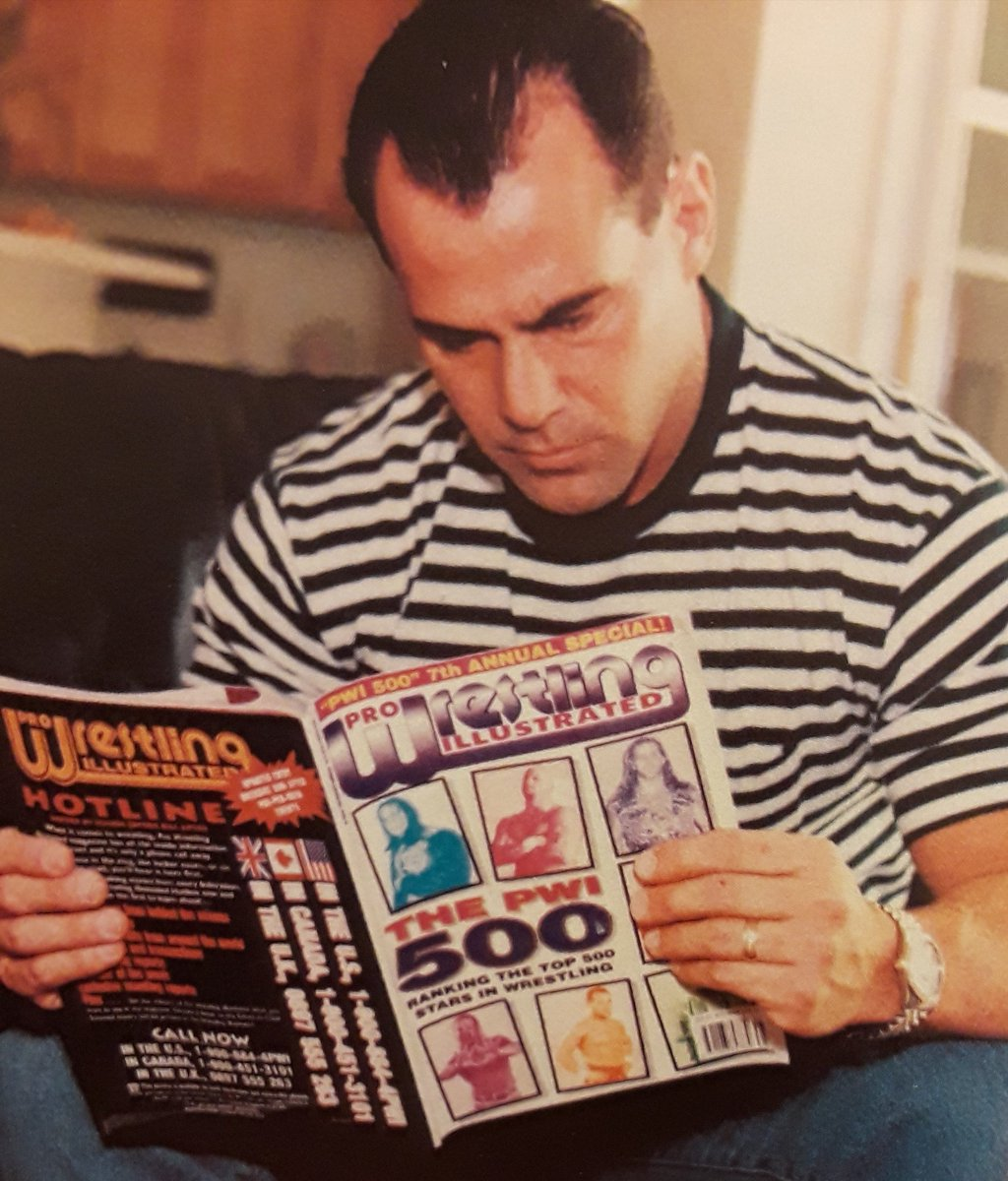 Rasslin' History 101 on Twitter: Dean Malenko was a pretty controversial  pick for being ranked #1 in the PWI 500 back in 1997.there were quite a few  wrestlers who had better years