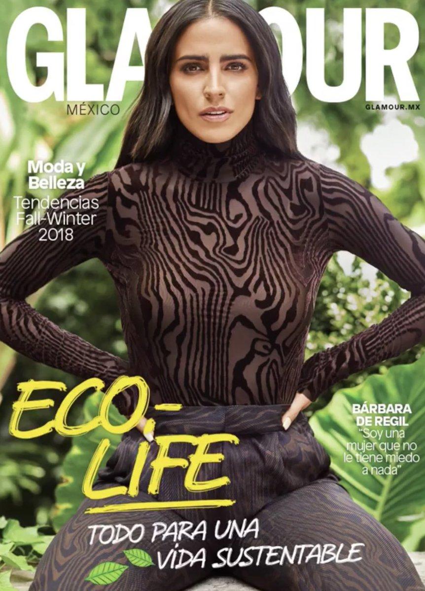 47e99172a Aquí el  SeptemberIssue de Glamour México con Barbara de Regil 🙌🏻 Hay  algo en