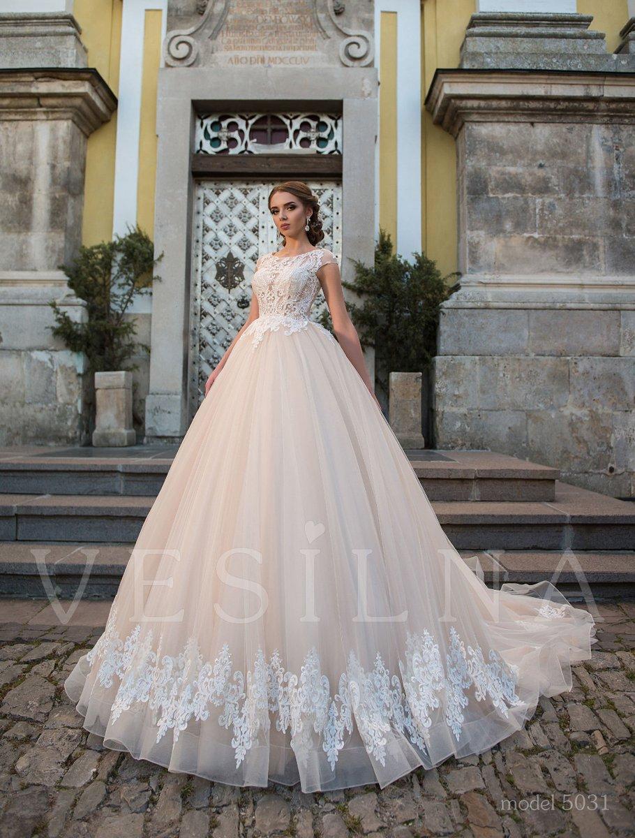 Vesilna On Twitter Wedding Dress Model 5030 Collection Flower On