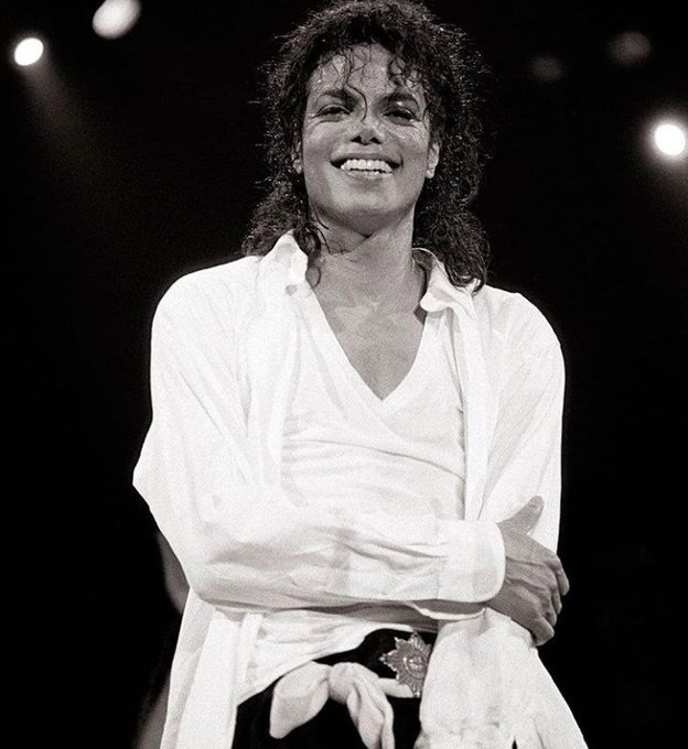 Happy 60th birthday to the only king Michael Jackson