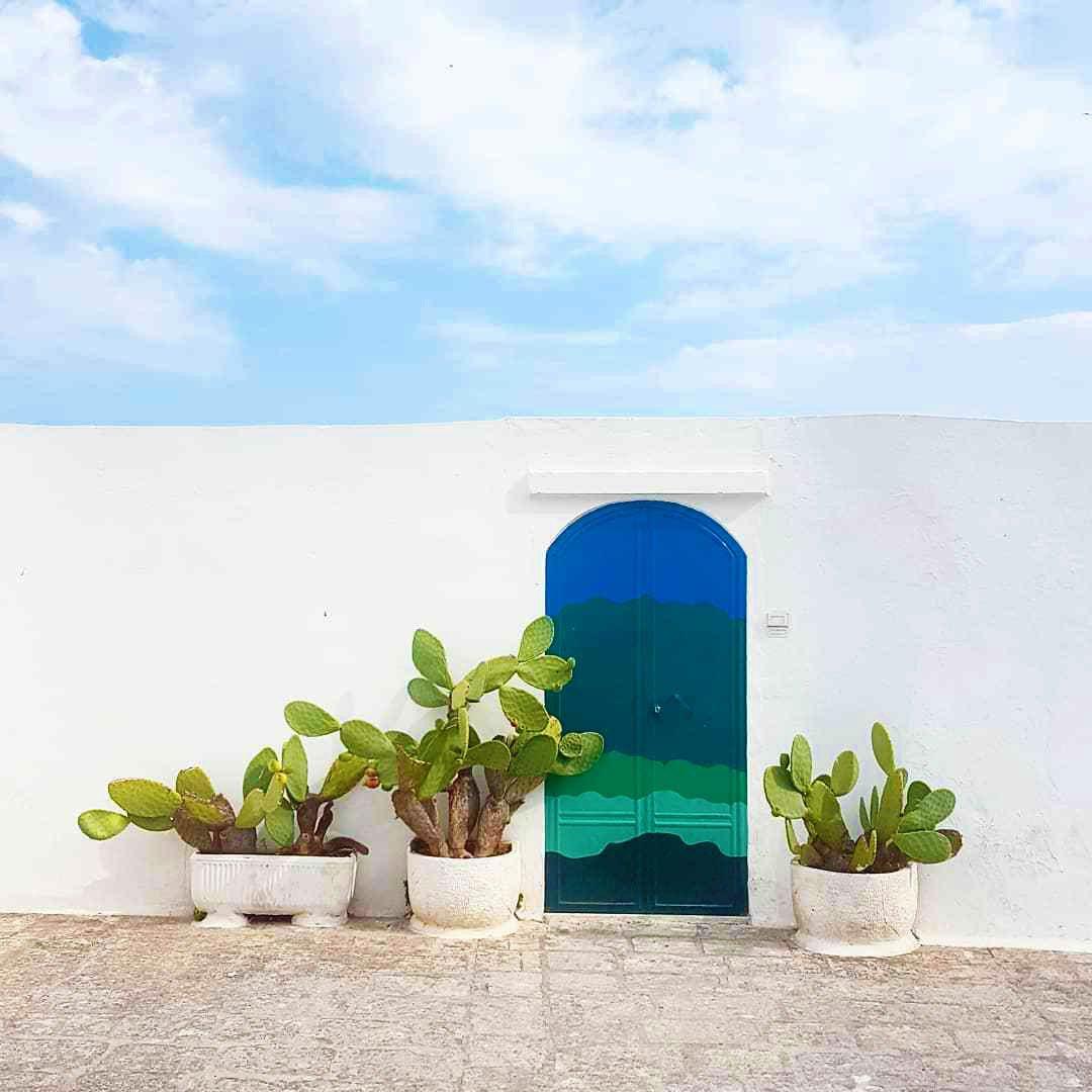 #Buongiorno! E grazie a Marzia De Cicco per questo scatto di #Ostuni (Brindisi) #29agosto #vacanze #Puglia