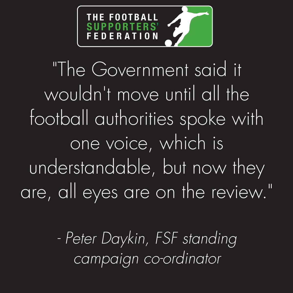Able Accounts Offer New Choice For >> The Fsf On Twitter Fa Publicly Backs Reform Of The All Seater