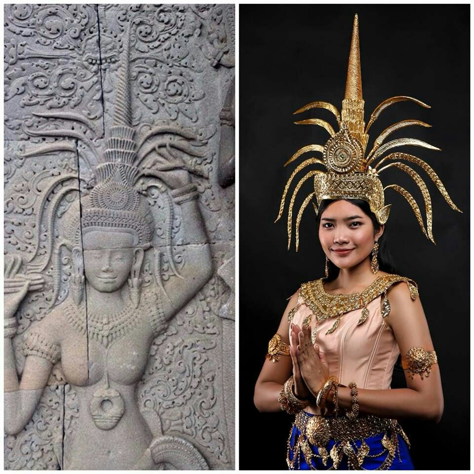khmer apsara pictures - 720×720