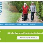 Image for the Tweet beginning: Vielä 13 päivää Vie vanhus