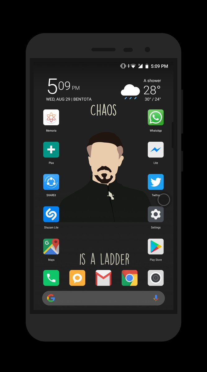 𝚃𝙷𝙰𝚁𝚄𝙺𝙰 On Twitter Smartphone Mi A1 Icons