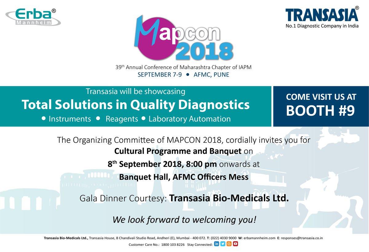 Transasia Bio-Medicals on Twitter: