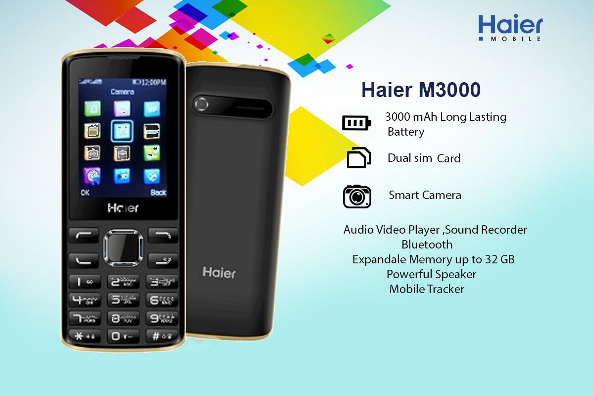 Buy Haier M3000 - Lcd Display 2 4