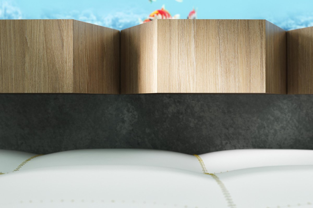 #ThrowbackWednesday to an #organic and natural inspiration with our weathered #woodgrain #OysterUrbanOak and #DarkAtelier that exude peace and tranquility.  #Kronospan #Kronodesign #Design #DesignInspiration #MFPB #Melamine #Mfboards #woodpanels #FurnitureDesign #Submerged https://t.co/a14XQkyDKv