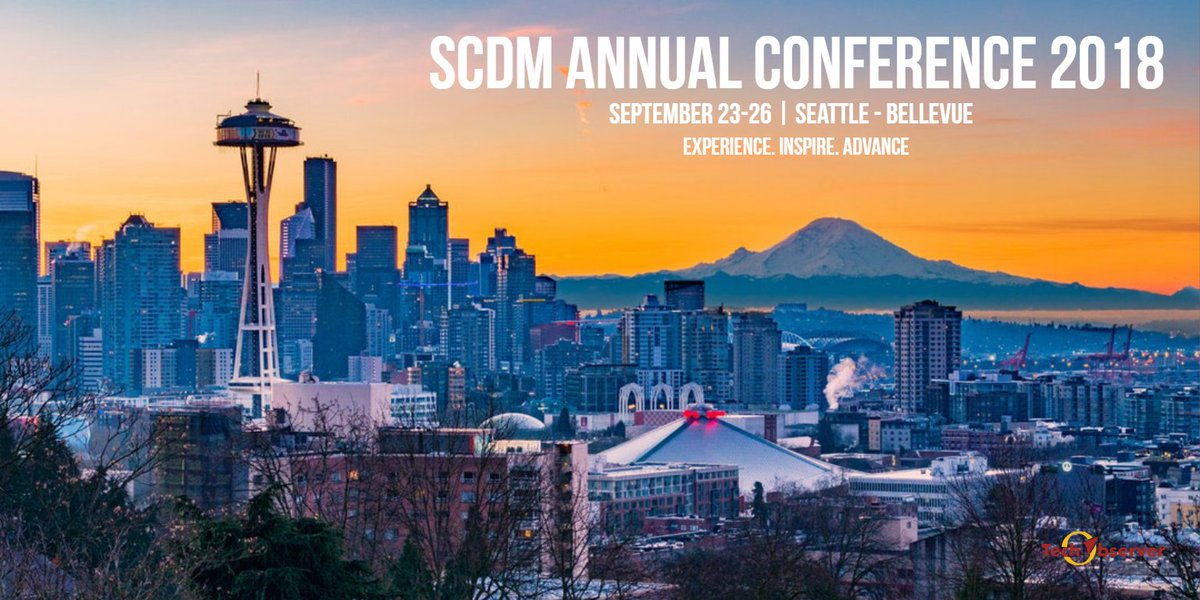 test Twitter Media - Tech Observer is exhibiting at the SCDM Annual Conference (https://t.co/F6gaIfvl7e) in Seattle- Bellevue this September. Visit booth #406 to discover more about our work.  Find out how our data managers can help your research at https://t.co/cdojR6TF6R https://t.co/5FF4PAniJ4